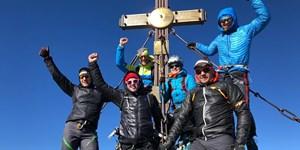 750.000 Schritte auf den Großglockner