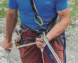 Klettergurt Edelrid Orion : Kompromissloser kletterschuh und bequemer gurt