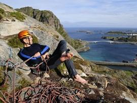 Kletternvergnügen