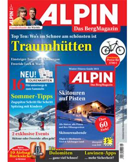 ALPIN Heft 01/2015