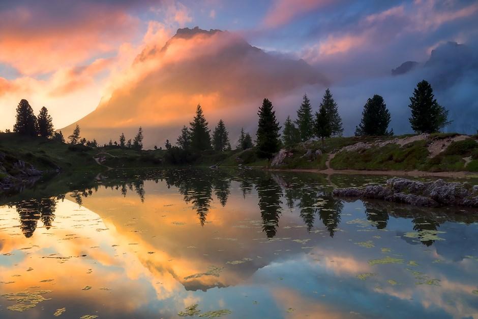 """Platz vier: """"Lago Limedes"""""""