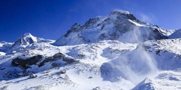 Schwere Skitour: Monte Rosa