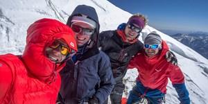 Skitourenträume im Kaukasus
