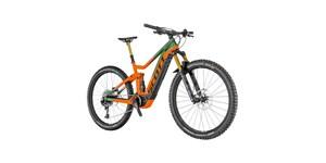 E-Mountainbike:Scott Genius eRide 900 tuned