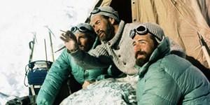 BERGE 150: Eine Zeitreise durch 100 Jahre Bergfilm