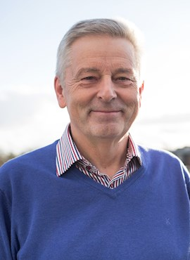 DAV-Präsident Josef Klenner