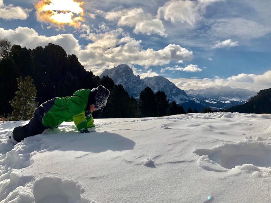 König LAURIN in Südtirol