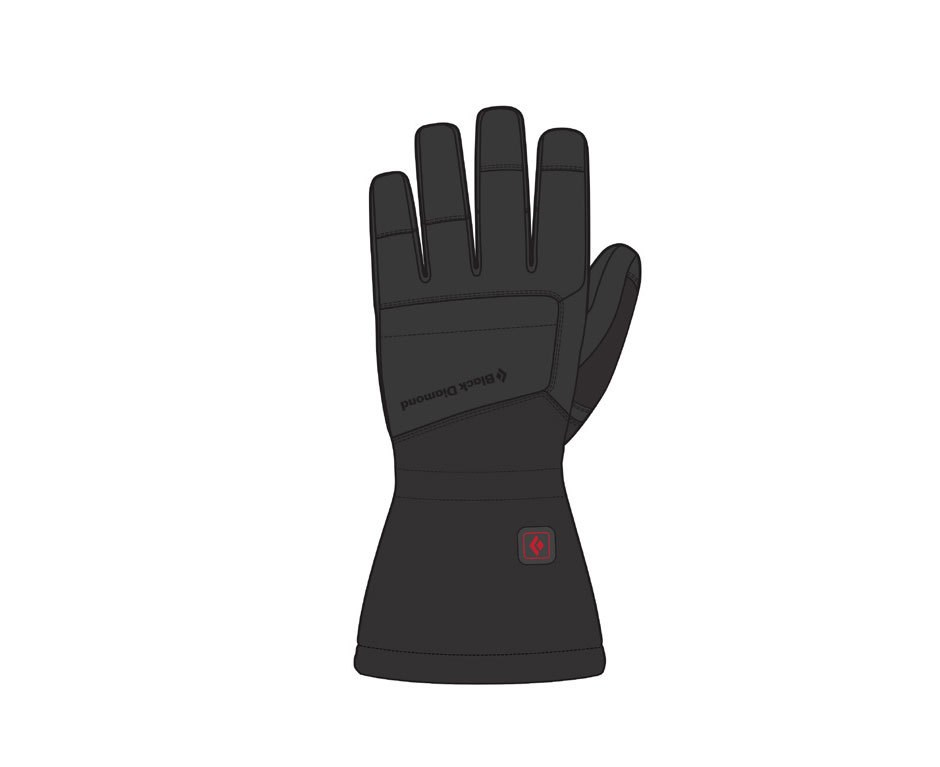 "Black Diamond ""Solano Glove"""