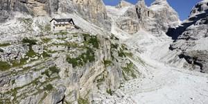 Anspruchsvoll: Via Ferrata Sentiero Bocchette Alte
