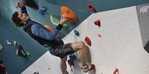 """""""Für erfolgreiches Klettern muss man vor allem klettern"""""""