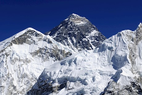 Fotogalerie: Mount Everest