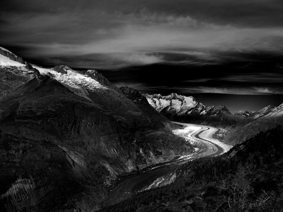 Gletscherleuchten