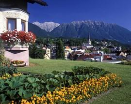 Erste Station auf Kesslers Reise: Imst in Österreich.