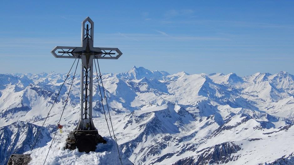 Hochalmspitze 3360m
