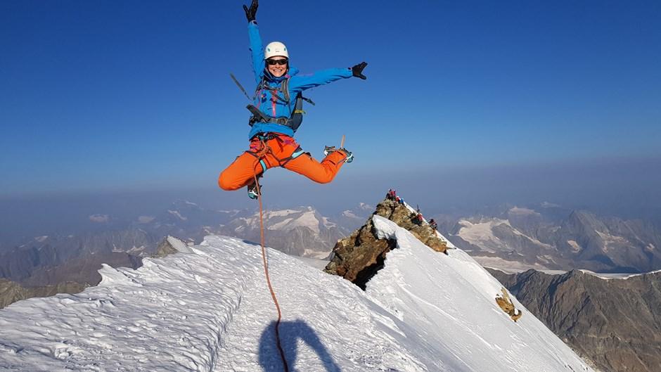 30 Jahre Kindheitstraum Matterhorn