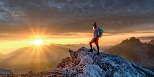 Dolomiten und Karwendel: Die GPS-Tracks unserer April-Ausgabe