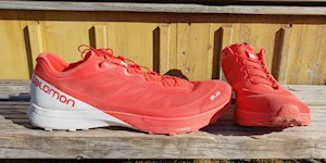 Test: Salomon S/LAB Sense 7