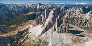 Der Dolomiten-Klassiker: Die Große Zinne
