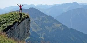 Ortler Alpen und Mont Blanc: Die GPS-Tracks der Juli-Ausgabe