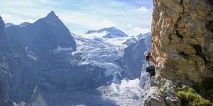 Bergfernsehen: Alpen, Anden, Aletschgletscher