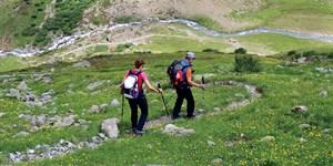 Sass Rigais, Schesaplana: Die GPS-Tracks der August-Ausgabe