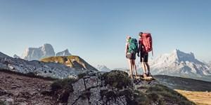 Abenteuer Transalp: Alle Sieben Sachen