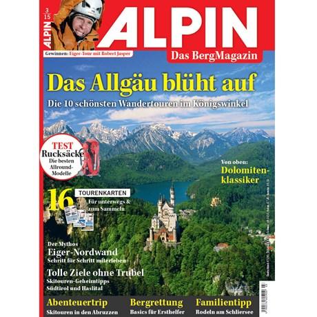 ALPIN 03/2015: Wandertouren im Königswinkel