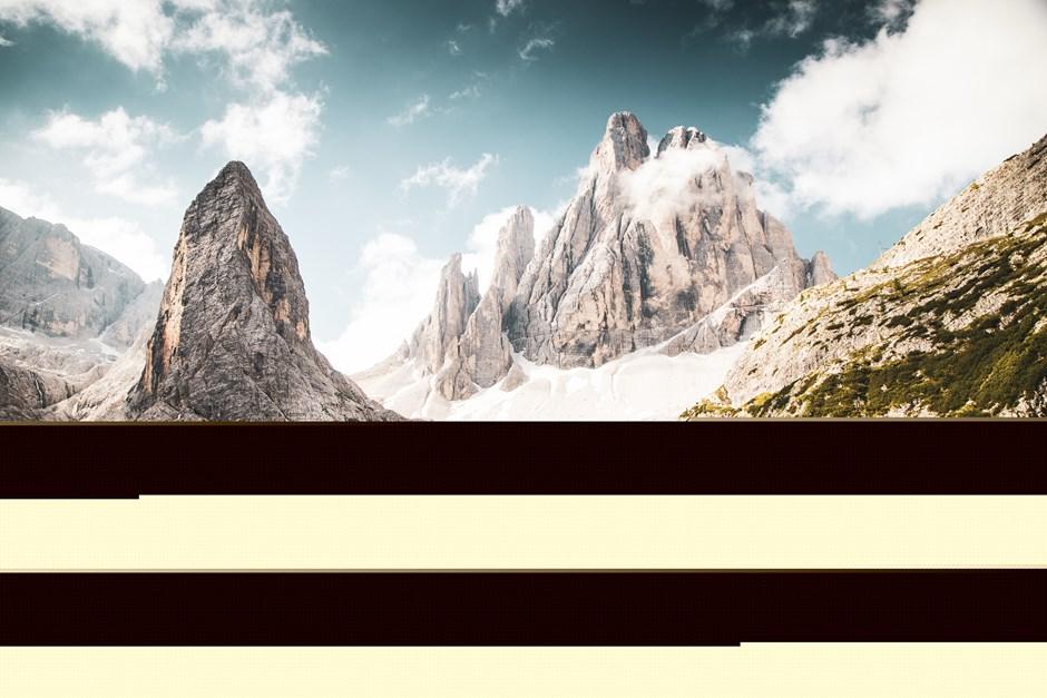 Seltener Dolomiten