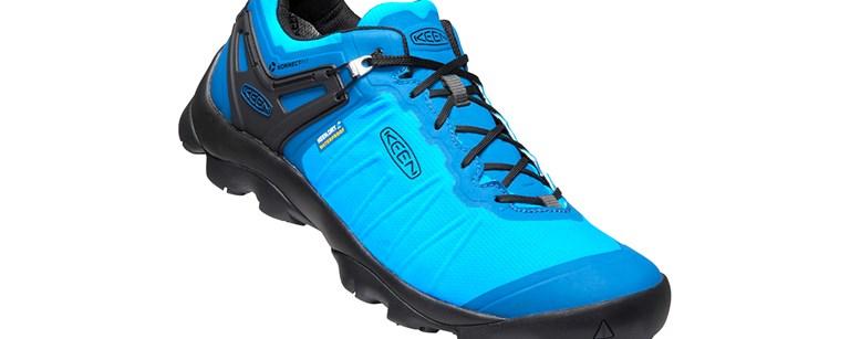 more photos 3d5f5 fc0bf Test: Keen Venture Waterproof Schuhe