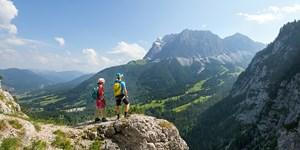 Der Seeben Klettersteig: Schritt für Schritt