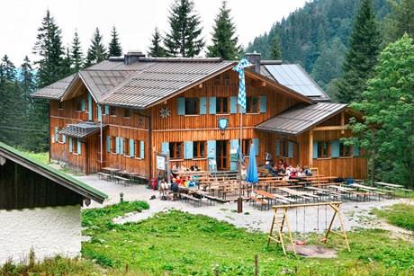 Diese Hütten sind im November geöffnet