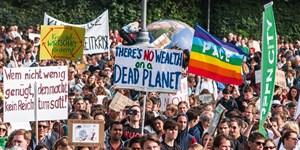 Was tun gegen den Klimawandel? Diskutiert mit!