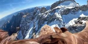 Video: Die Zugspitze aus der Vogelperspektive