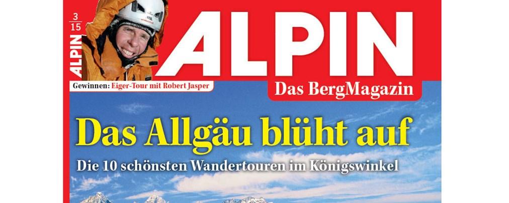 ALPIN- Das BergMagazin
