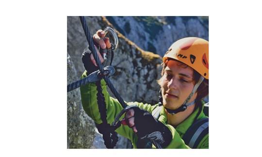 Klettersteig Set Ausgelöst : Klettersteiggehen das müsst ihr wissen