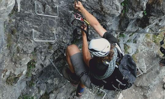 Klettersteigset Testsieger 2018 : Klettersteiggehen: das müsst ihr wissen!