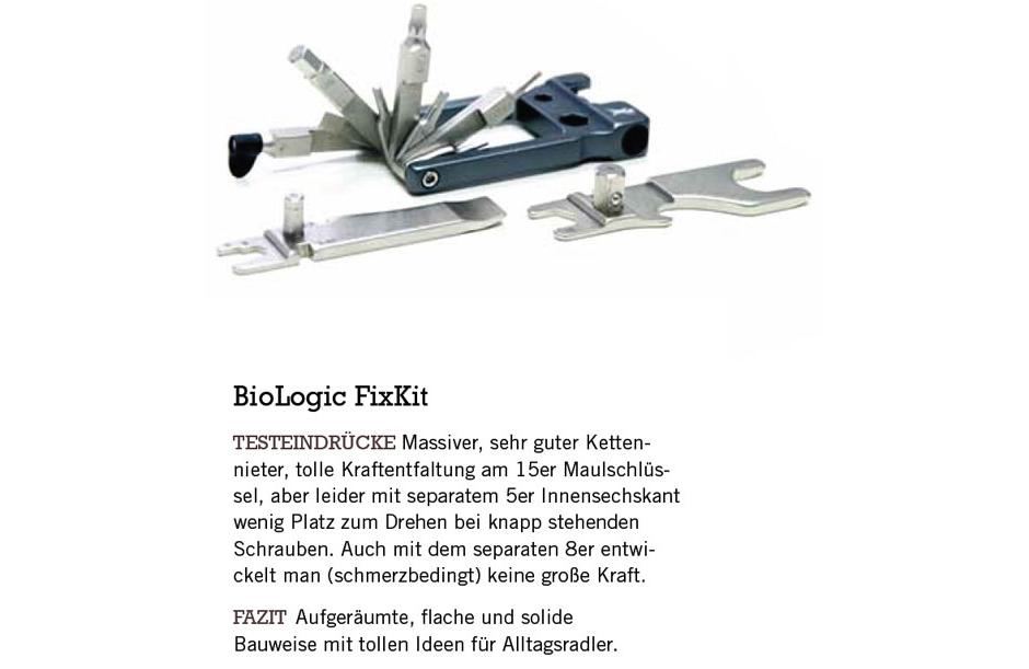 BioLogic FixKit