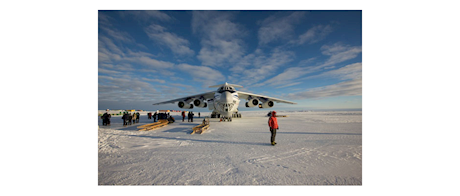 Huberbuam in der Antarktis