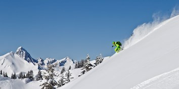 Mittelberg, Fiderescharte, Tourentipp, Skitour, Kleinwalsertal, ALPIN Tiefschneetage 2016