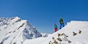 Berlinger Köpfle, Tourentipp, Skitour, Kleinwalsertal, ALPIN Tiefschneetage 2016