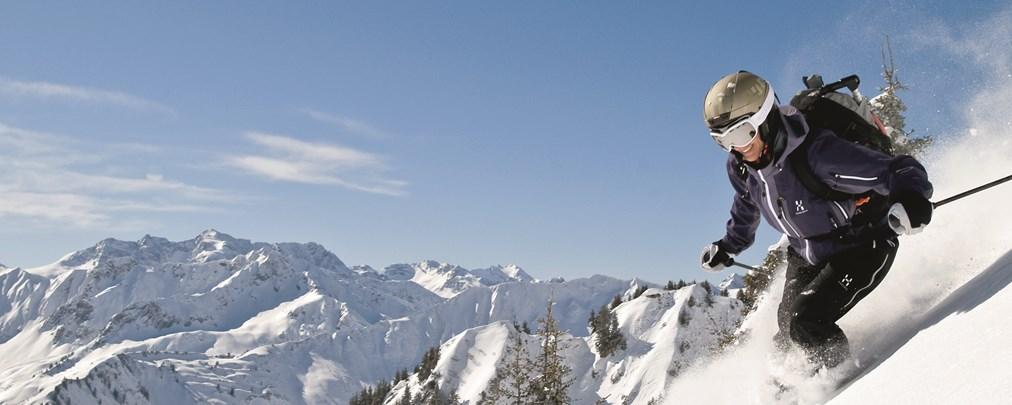 Mittelberg, Elfer, Tourentipp, Skitour, Kleinwalsertal, ALPIN Tiefschneetage 2016