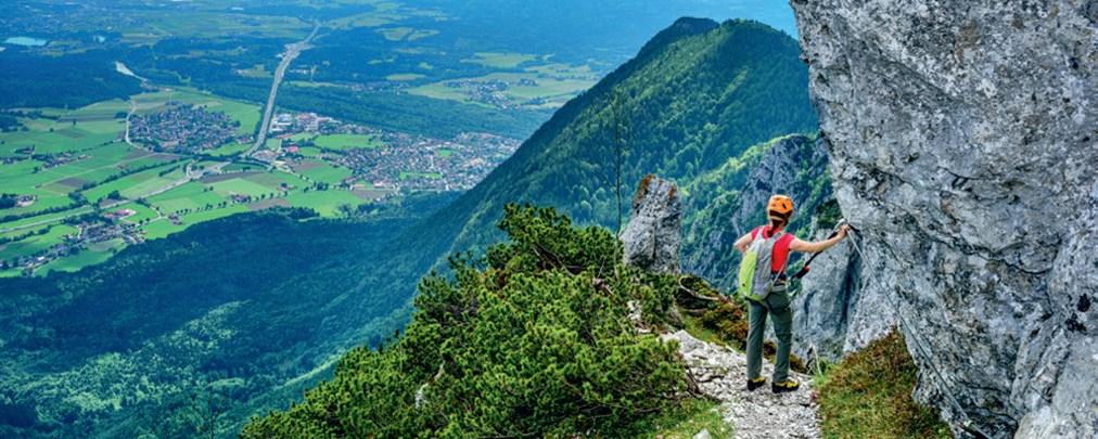 Pidinger Klettersteig