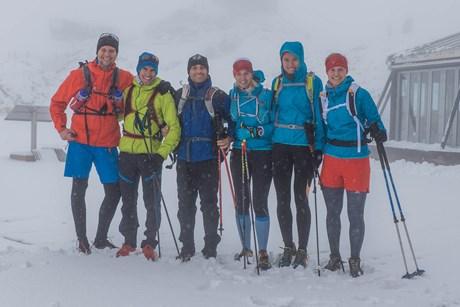 Im Laufschritt von Garmisch nach Meran