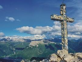 Rotwand Gipfelkreuz