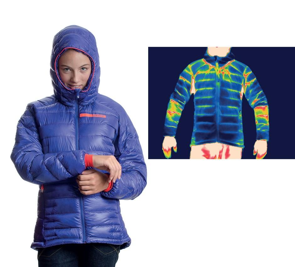 Adidas Terrex Climaheat Agravic Down Jacket