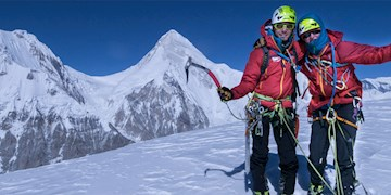 DAV-Expeditionskader in Kirgisistan erfolgreich