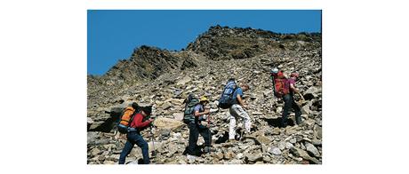 Auf den Höchsten der Alpen: Mont-Blanc-Tour in Bildern