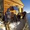 Morgens an der Solvayhütte
