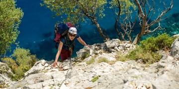 Trekking-Abenteuer: Der Sentiero Selvaggio blu
