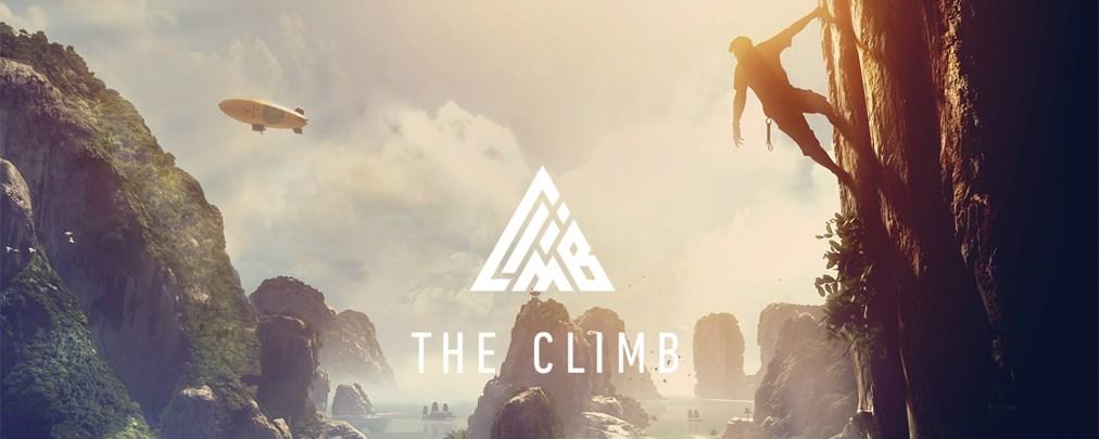 "Neue 3D-Simulation ""The Climb"" von Crytek"
